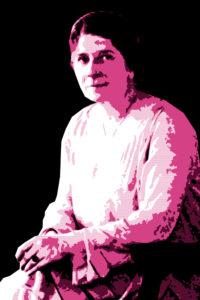 Vorlage: Agnes von Zahn-Harnack: Die Frauenbewegung, Berlin o.J. (1928), S. 240a. Bestand: AddF